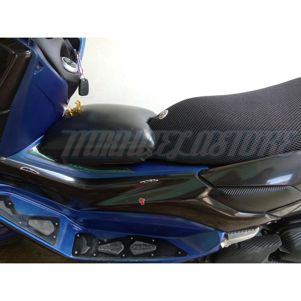 Boncengan Tambahan Anak Yamaha Nmax Aerox 155 Dan Honda Pcx Lokal Jok Dudukan Depan New 150 Bagus Shopee Indonesia