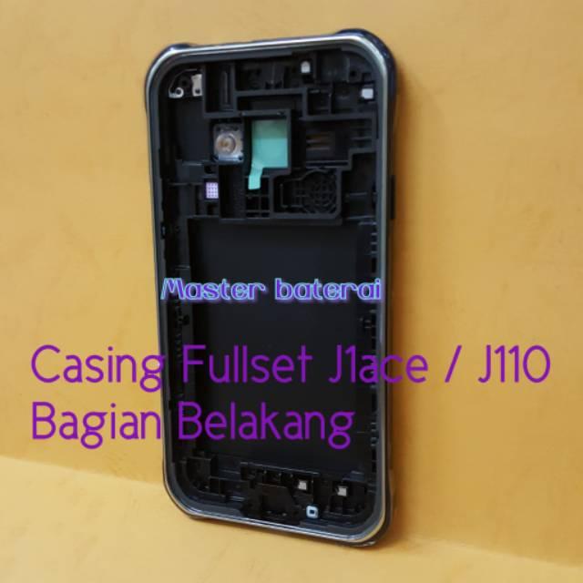 Casing Fullset Samsung Galaxy J1ace J110 Kesing Housing Backcover Samsung Fulset J1 Ace Ori Shopee Indonesia