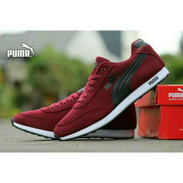 Sepatu Sneakers Pria Sepatu Puma Shopee Indonesia
