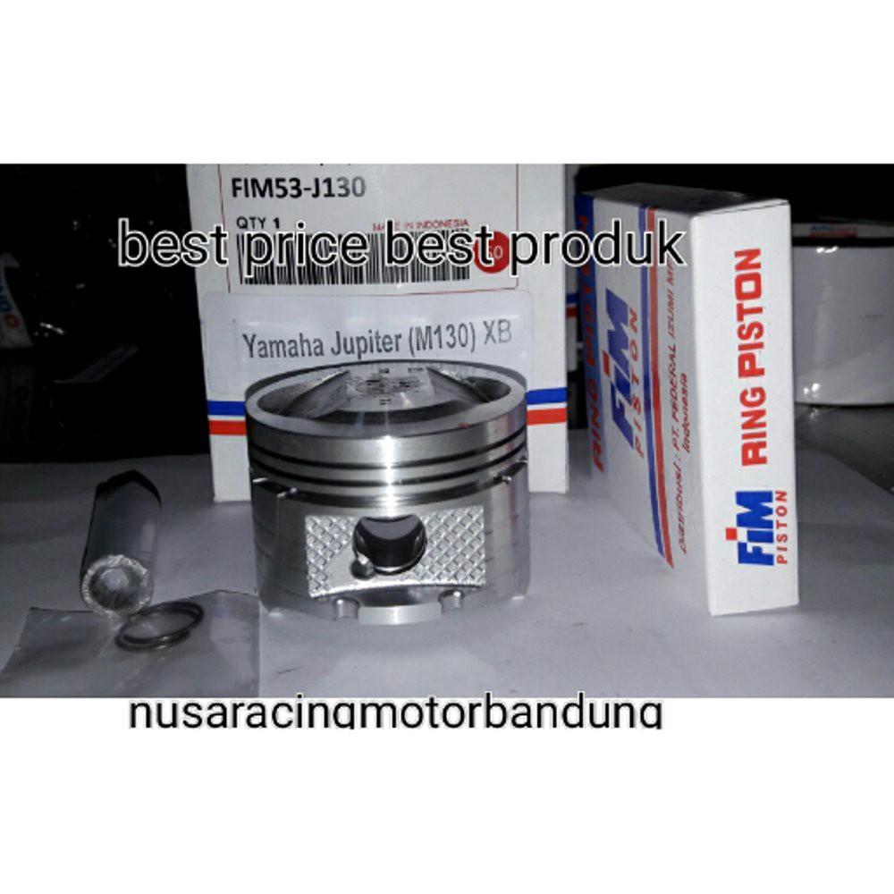 Piston Kit Versa Megapro New Pin Dia 14 Fim Izumi Racing Shopee Gl Pro Neotech Mega Karbu Indonesia
