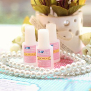 10g 2g Lem Kuku Akrilik Cepat Kering Warna Pink thumbnail