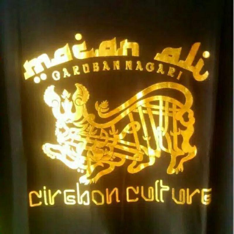 Gambar Logo Macan Ali Kaos Gambar Macan Ali Cirebon Shopee Indonesia