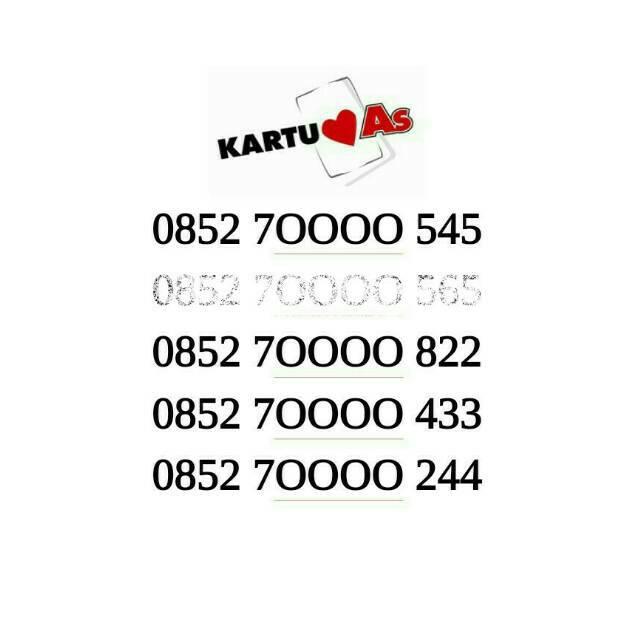 Kartu Perdana Telkomsel Nomor Cantik Kartu AS Seri Kwarter 5555 add Nomer Cantik Nomor Cantik Dewata