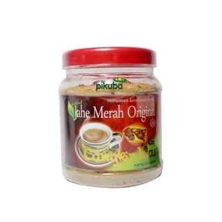Jahe Merah Original Cap Cangkir Mas Toples - Minuman Kesehatan Herbal