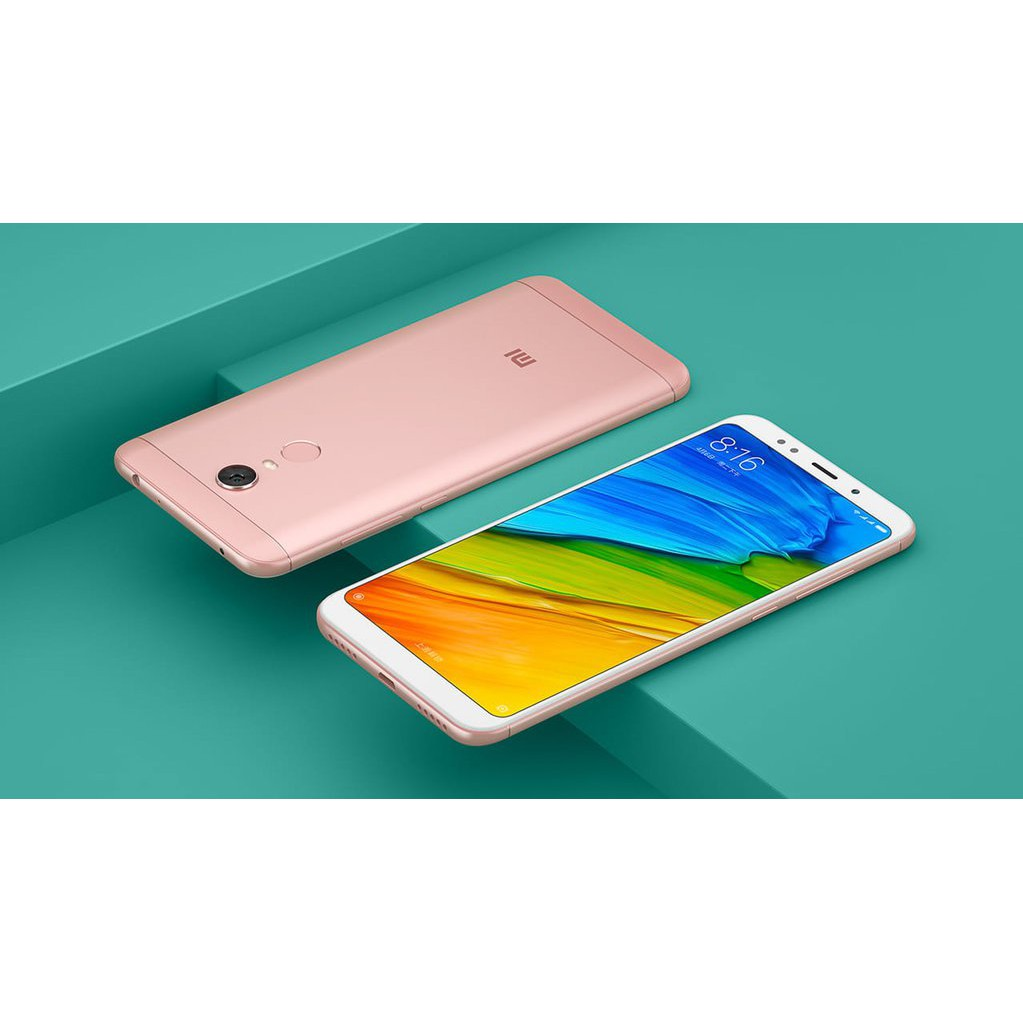 Xiaomi Redmi 5 Plus Rose Gold 32gb Garansi Distributor Shopee Ram 3gb Internal Blue Indonesia