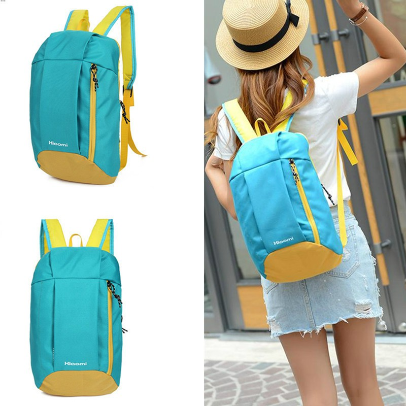 Tas Backpack Kapasitas 15L Anti Air Bahan Oxford Nilon untuk Olahraga/Outdoor/Climbing/Hiking | Shopee Indonesia