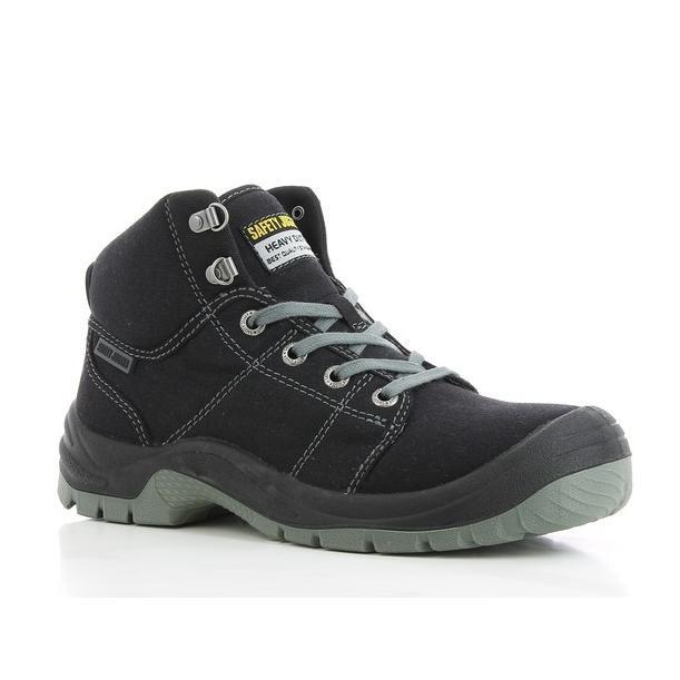 Sepatu Safety Jogger Tactical DESERT BLACK S1P SRC (ART. 3404)