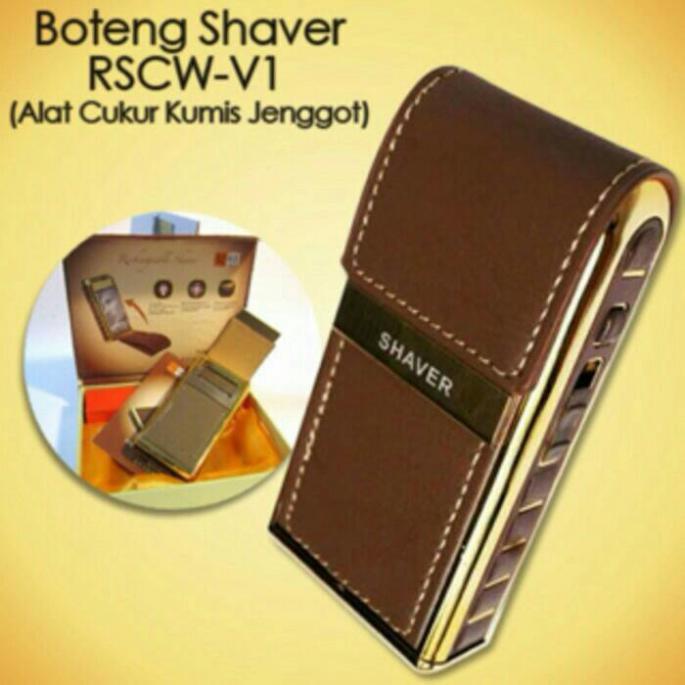 Onyx Alat Cukur / Pencukur Kumis Jenggot Dan Rambut Multifungsi / OX - 216 Rechargable   Shopee Indonesia