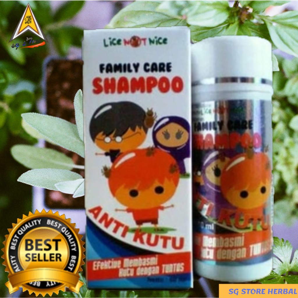 Shampo Anti Kutu Sampo Rambut Lice Shopee Indonesia
