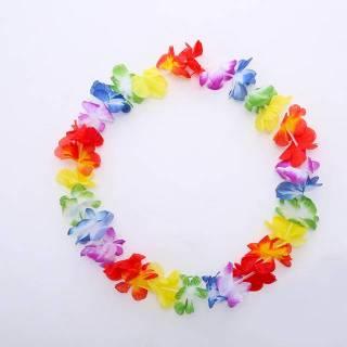 Contoh Kalung Bunga Penyambutan Koleksi Rina