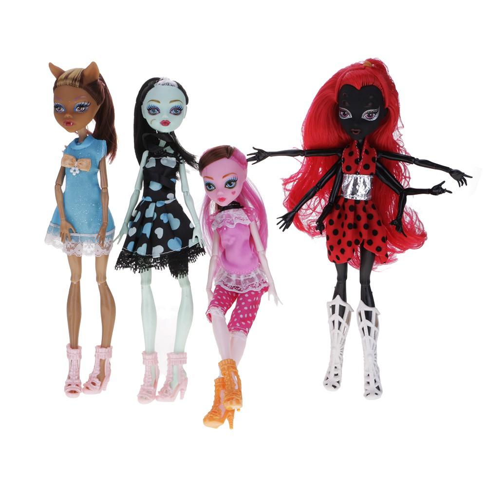 Vanker Boneka Monster Peri Seram Lucu Colorful Ala Sekolah Sma Dapat Bergerak Untuk Mainan Anak Shopee Indonesia