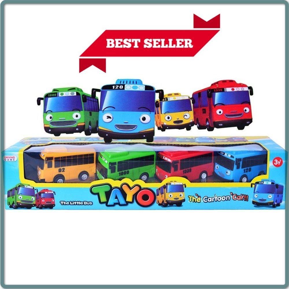Dijual Mainan Mobil Little Bus Mobil Little Bus Tayo Murah