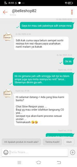 Masker Brukat Cantik Shopee Indonesia