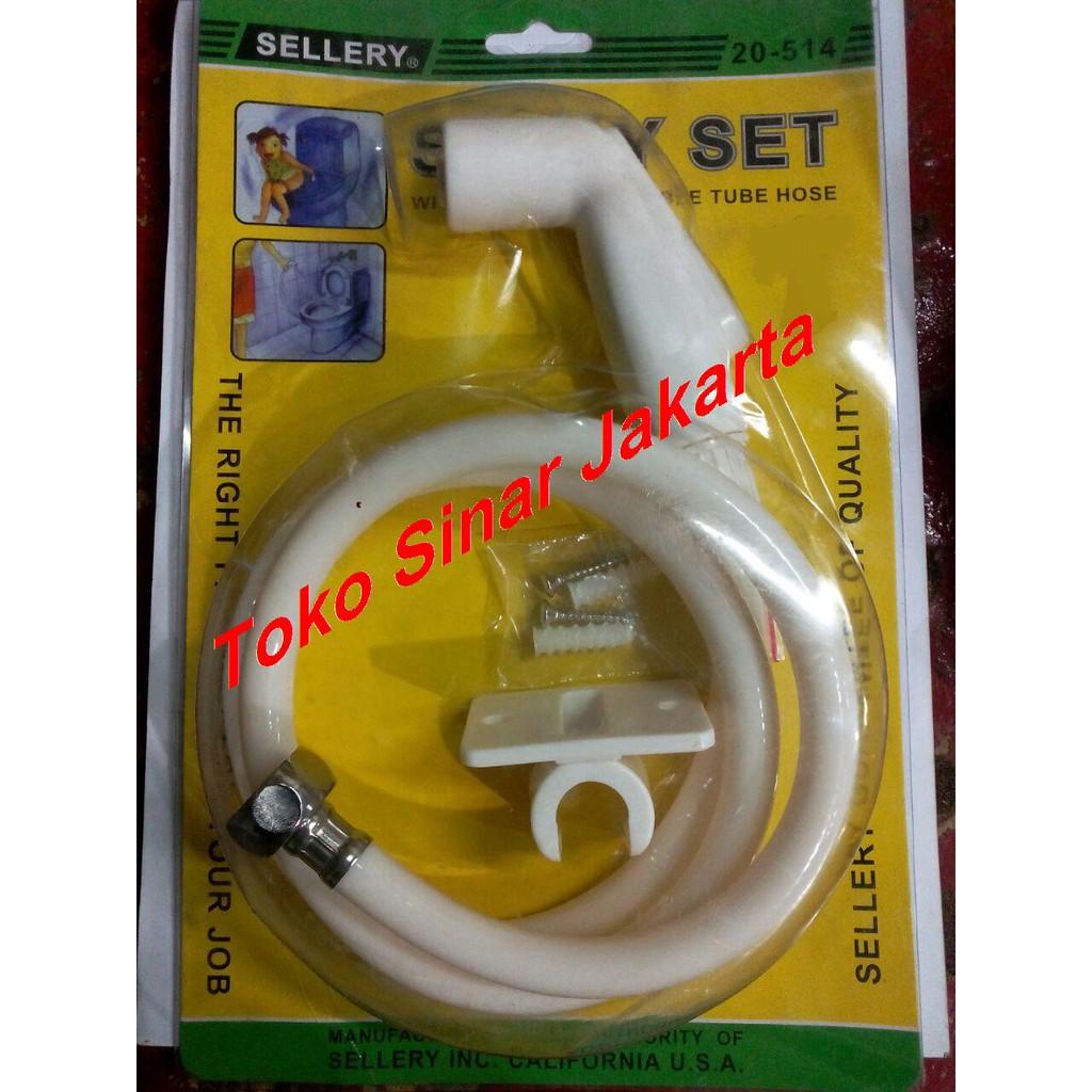 sambungan selang sellery sambungan air kran sambjngan kran semprot | Shopee Indonesia