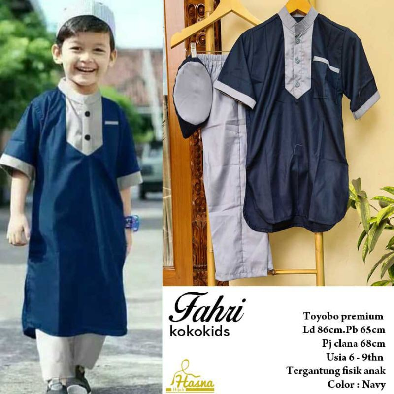 FAHRI KOKO KIDS SET