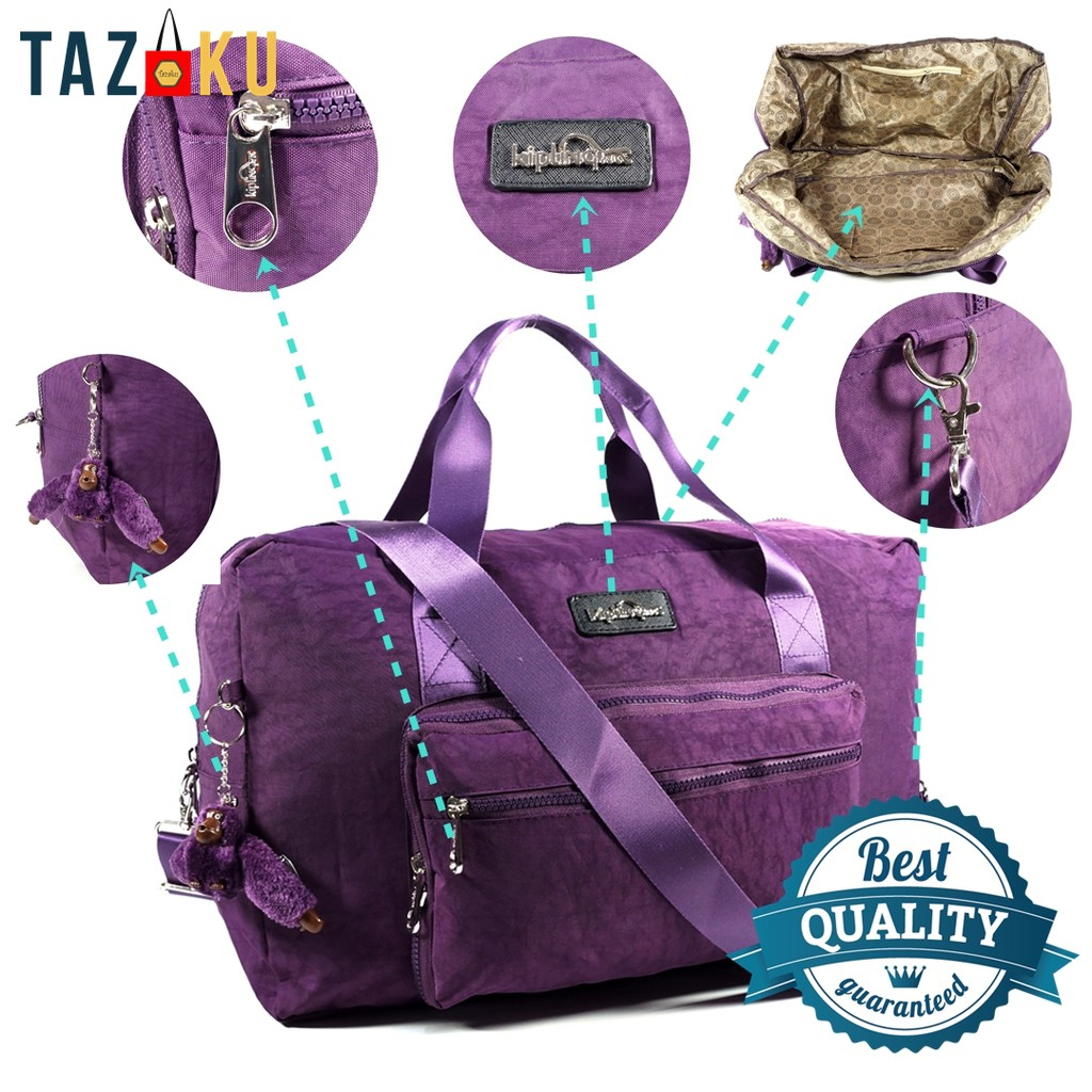 Best Seller - Tas Kipling - Travel Tote Bag  9cfb7631f9