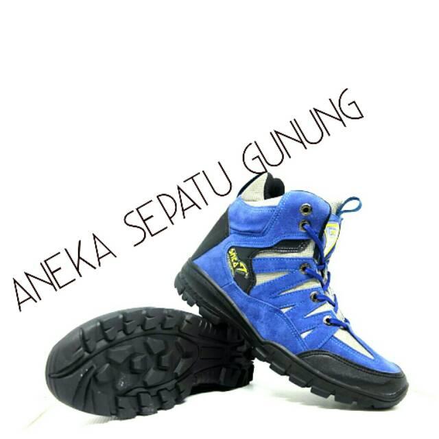 SNTA Sepatu Hiking Olahraga Outdoor Style Pria Wanita Gunung Tracking Boots Waterproof | Shopee Indonesia