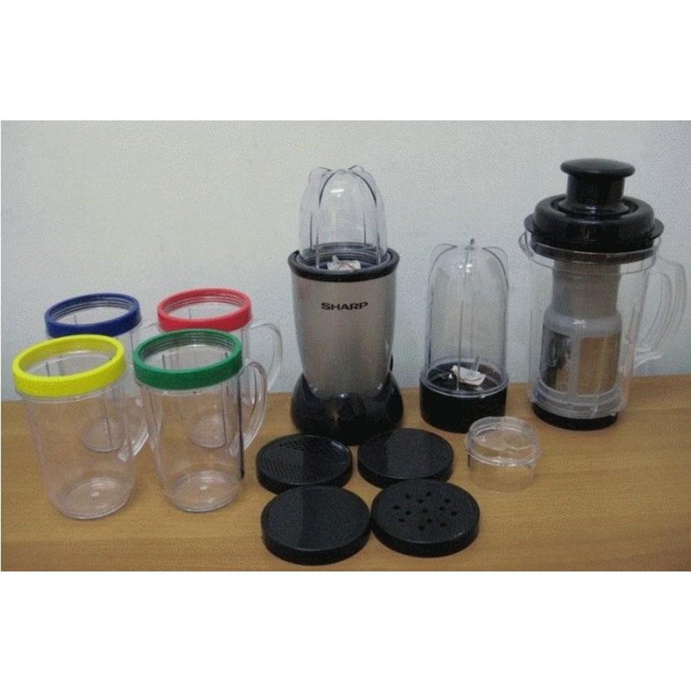 Sharp Sb Tw101p Blender Blazter Hitam Lihat Daftar Harga Terkini Juicer 15 Liter Ej150lpk Dijual Multifungsi 350w Murah Shopee Indonesia