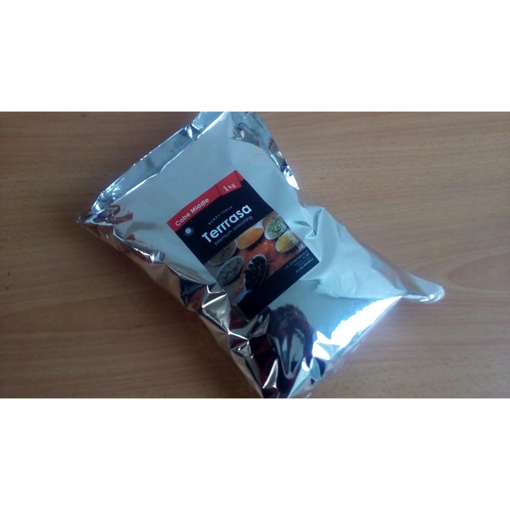 Aneka Bumbu Tabur 1kg Perasa Keripik Berbagai Rasa Balado Cabe Premium Jagung Pedas Daun Jeruk Coklat Rendang Shopee Indonesia