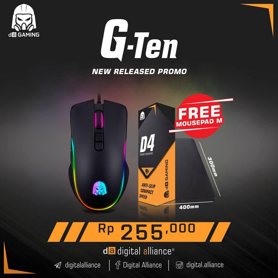 Shopee Indonesia Jual Beli Di Ponsel Dan Online Digital Alliance Mouse Gaming G7 Alpha Drak Gray