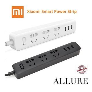 ... Micro USB 2A Kabel Data 1000mm Original - Hitam Online. Source · Promo Xiaomi Mi Smart Power Strip Plug Adapter With 3 Usb Steker Xiaomi - Hitam ...