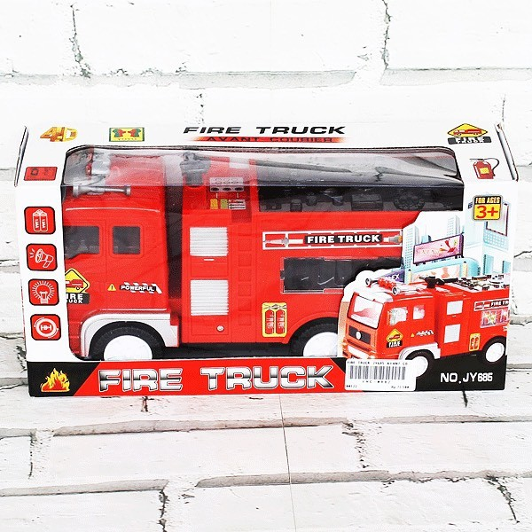 Mainan Anak Murah Fire Truck Jy685 Avant Courier Shopee Indonesia