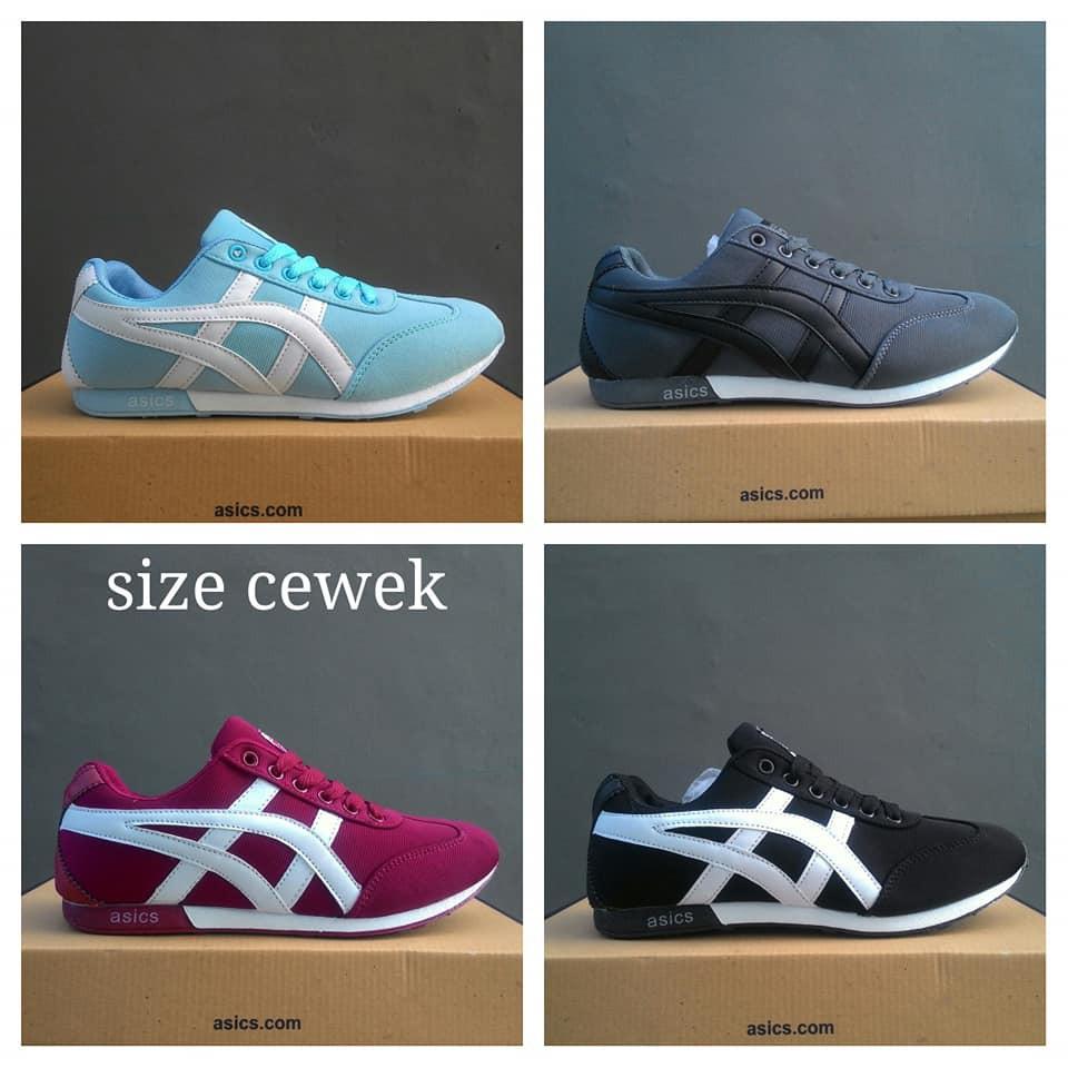 Sepatu Wanita Asics Onitsuka Tiger Import Sepatu Sneakers