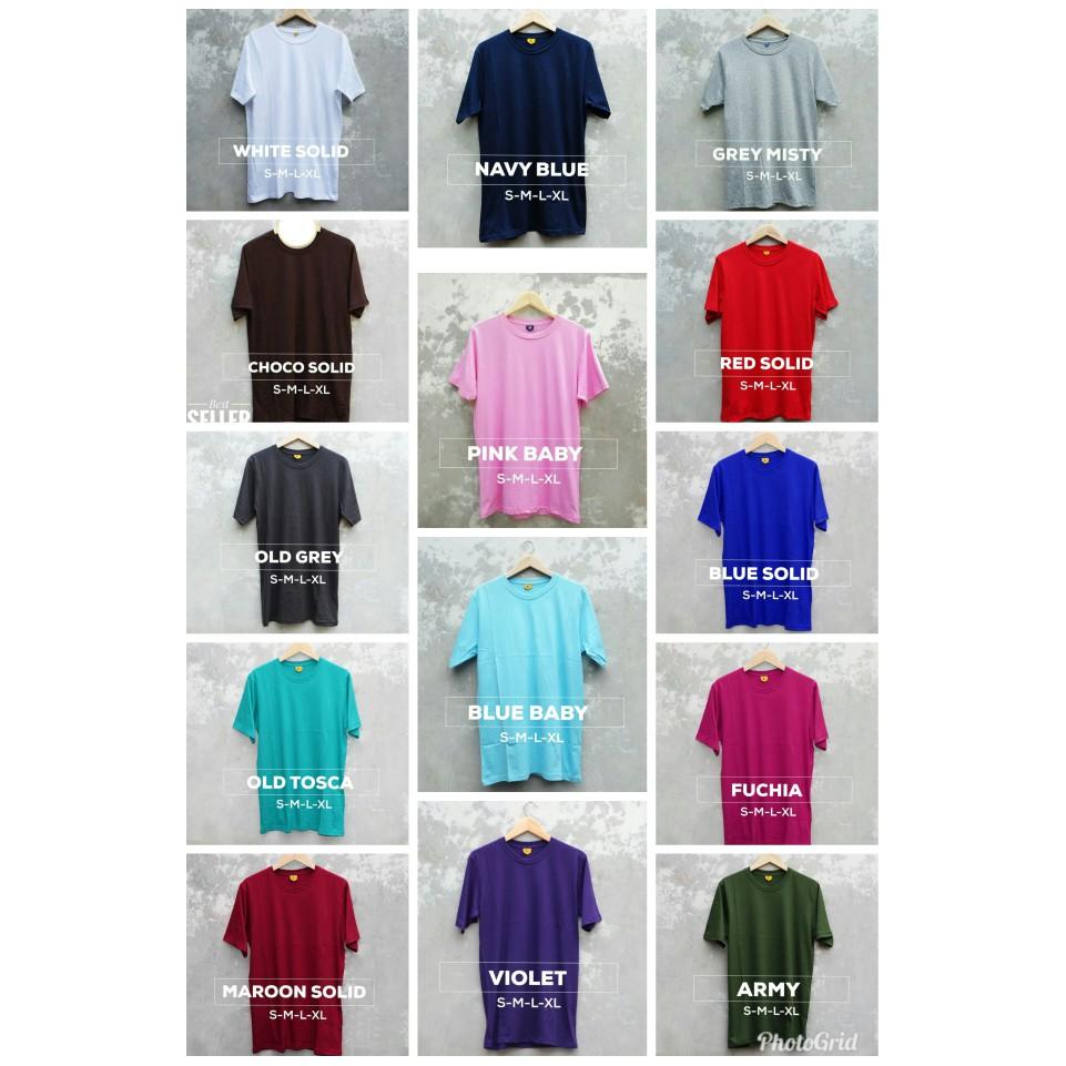 Terbaru Kaos APLIKASI Navy - Grey Misty | Kaos polos Bandung | Kaos Pria Murah | Kaos Stripe | Shopee Indonesia