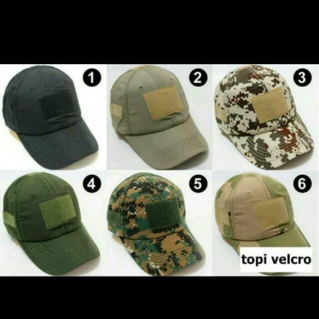 Topi Bucket dewasa motif army   Topi mancing  d0ec954b12