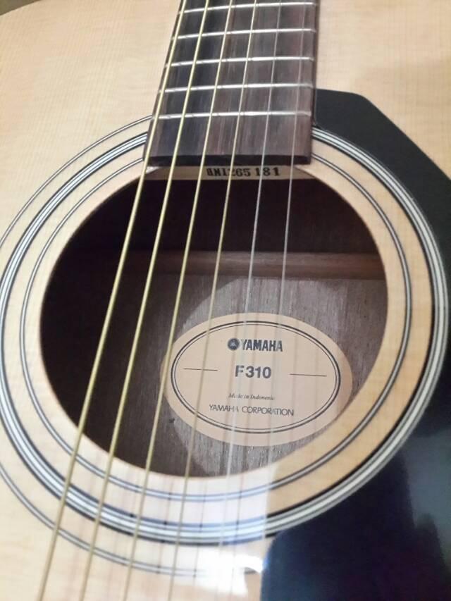 Gitar Akustik Yamaha F310 Original