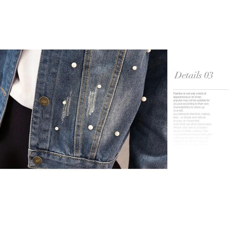 Women Denim Jacket Riverdale SOUTH SIDE Jeans bomber Coat Casual Outwear Solid