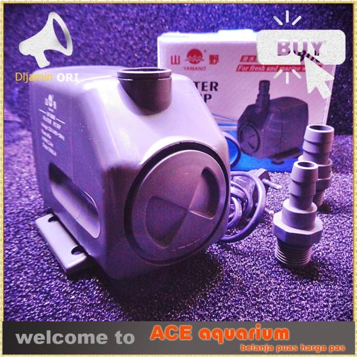 Pompa Air Kolam Ikan Watt Kecil YAMANO WP 3800 Water Pump ...