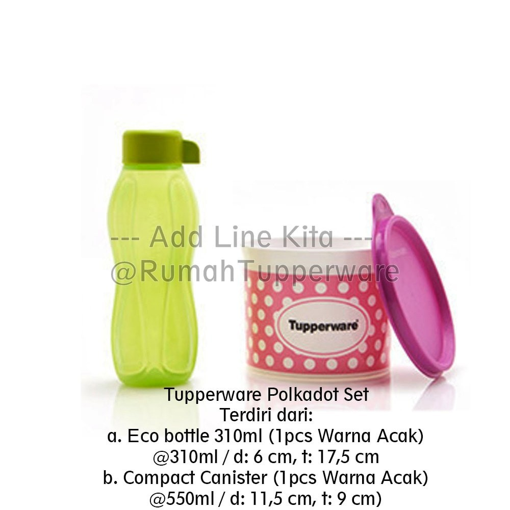 Tupperware Jolly Keeper Hijau Toska 2.7L (1pc Toples - Activity) | Shopee Indonesia