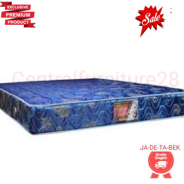 KASUR SPRING BED DELUXE CENTRAL 160 MURAH