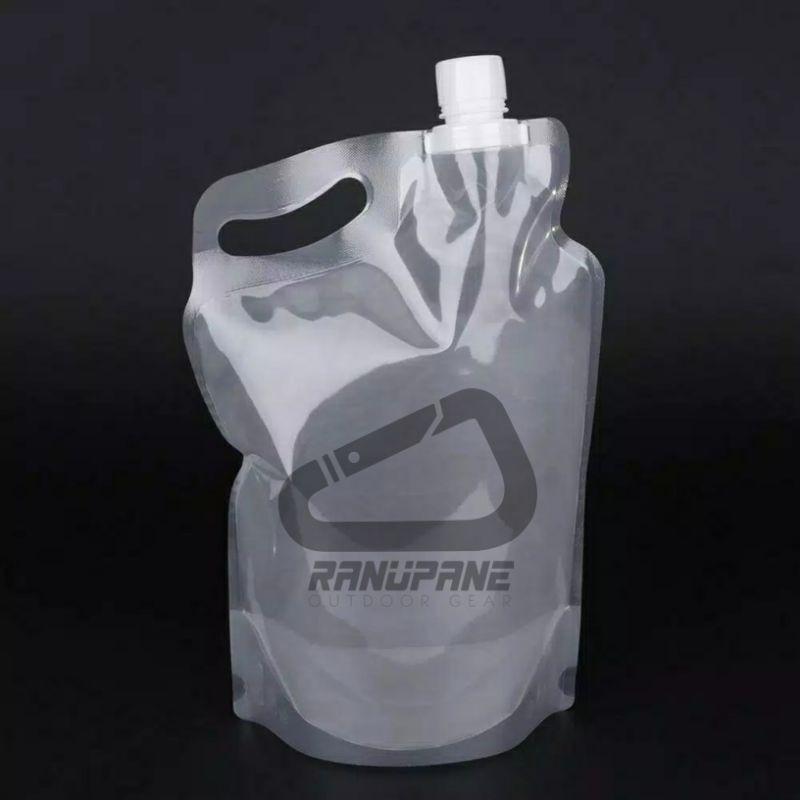 Jerigen Lipat 2L  jerigen lipat 2 liter jerigen lipat portable camping Botol Minum Lipat 2liter