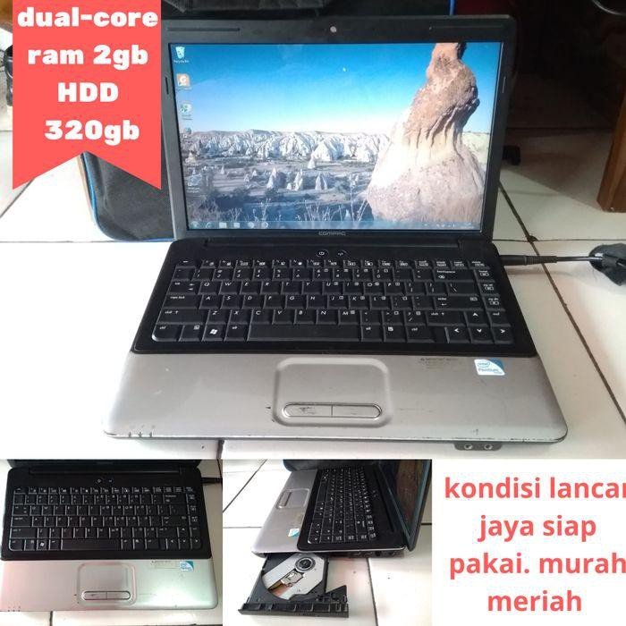 [Laptop Second] Laptop 1 Jutaan Ram 2GB Murah Meriah Stok Terbatass OBRAL