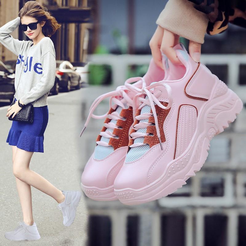 Promo Sepatu Kets Wanita Yezzy Hitam Polos Shopee Indonesia