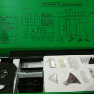 Kit optik SMP/ alat peraga kit optika SMP | Shopee Indonesia