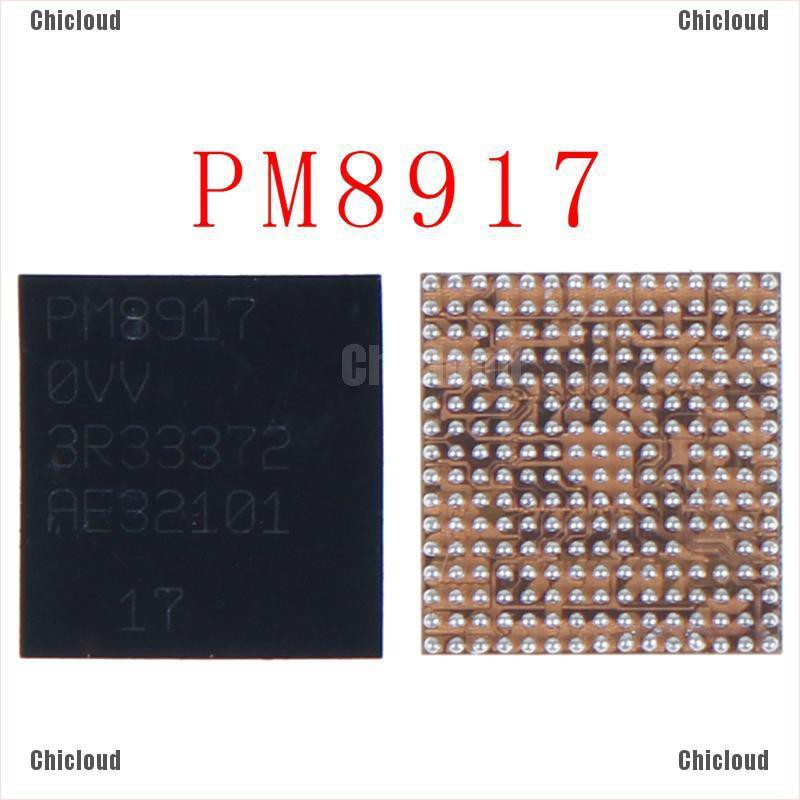 5pcs new PM8917 0VV PM8917 OVV Power Supply IC for Samsung i9500 I9500 Galaxy S4