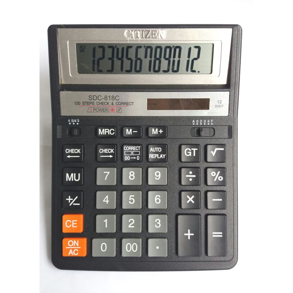 Promo Kalkulator Kasir Warung Toko Presicalc Pr3000 Update 2018 Dxracer Racing Series Oh Rv118nbw Zero Black White Save 24 From Brand Idetik Mall Citizen Sdc 818c 12