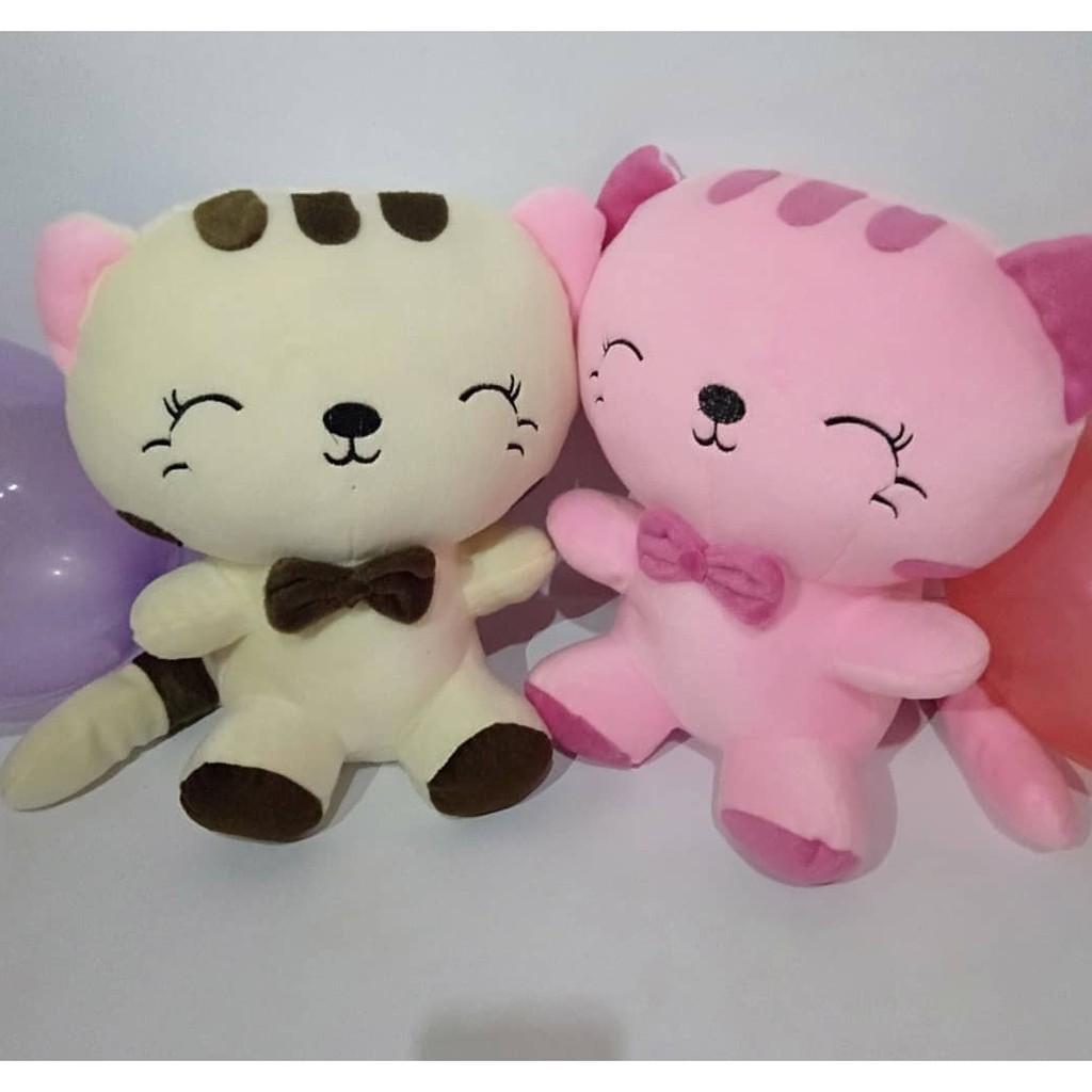Baru Boneka Kucing Cina Uk M Shopee Indonesia