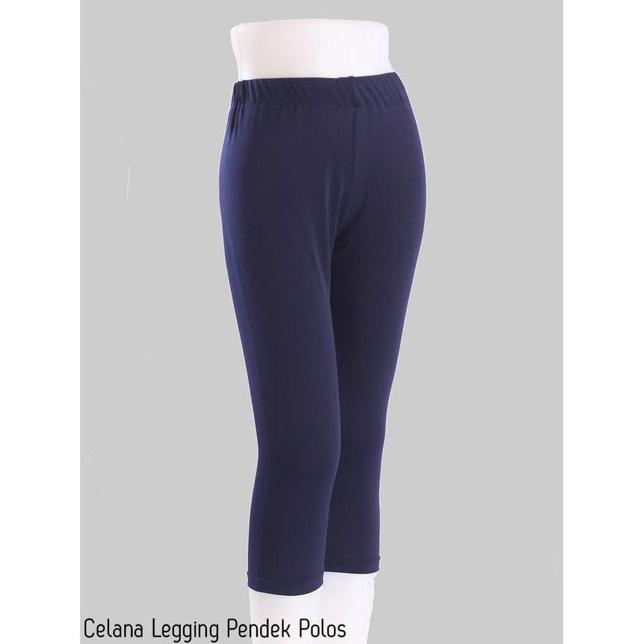 Celana Legging Wanita Celana Pendek Grosir Celana Legging Pendek Polos Shopee Indonesia