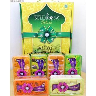 Paket Kue Lebaran Bellarosa Deluxe (6 Toples Kue) < | Shopee Indonesia
