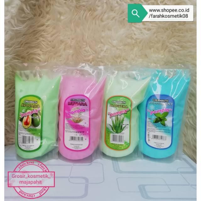 Creambath Rambut Hair Creambath Pompia 4 Varian Shopee Indonesia