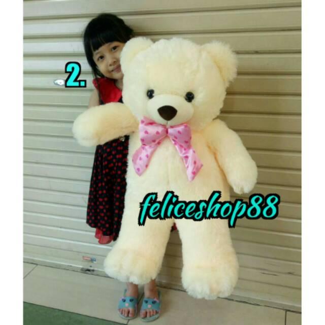 Terlaris Boneka beruang teddy bear besar   jumbo murah  2b9e0affef