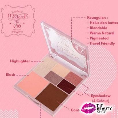 Madame Gie To Go Makeup Kit