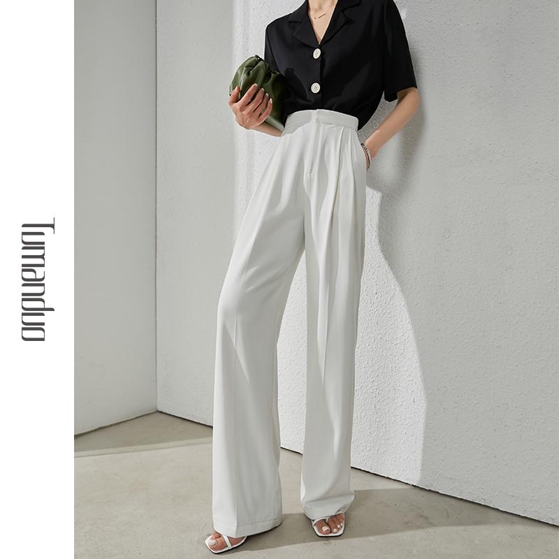Celana Legging Model High Waist Slim Longgar Lurus Warna Putih Untuk Wanita 2020 Shopee Indonesia