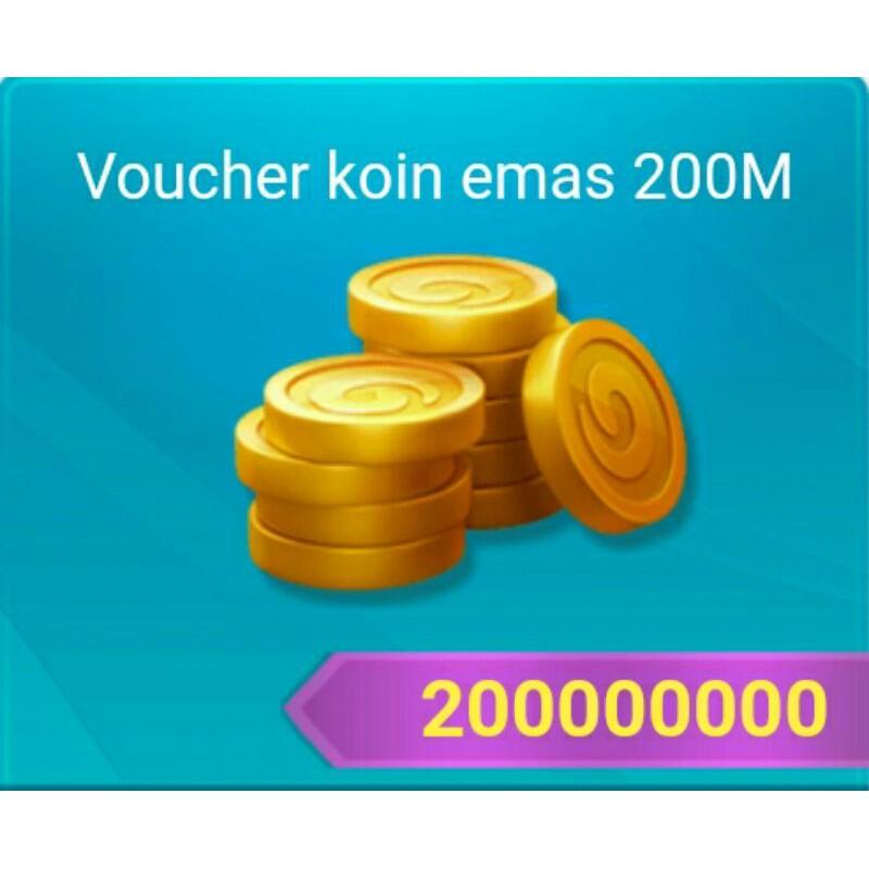 200M coin higgs domino chip ungu
