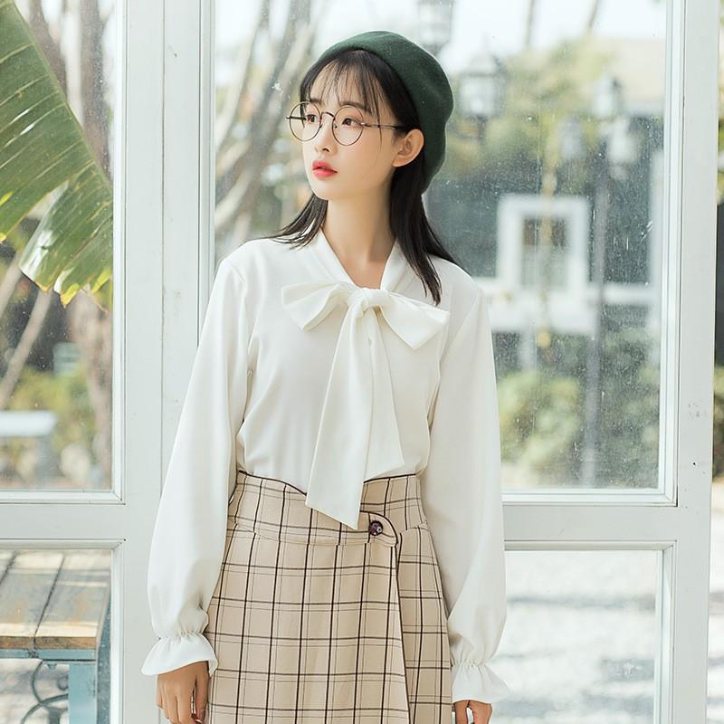 kemeja sifon - Temukan Harga dan Penawaran Atasan Online Terbaik - Pakaian  Wanita Januari 2019  b915265eda
