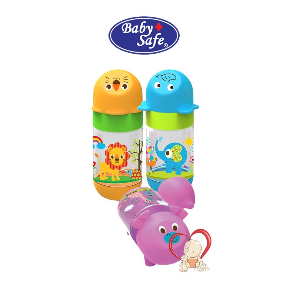 Baby Safe Botol Susu Feeding Bottle 150 Ml Js001 Shopee Minum Karakter 250ml Ap002 Niplle Slim Regular Indonesia